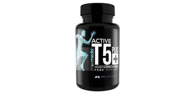 active t5 plus μπουκάλι
