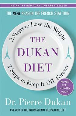 Το βιβλίο Δίαιτα Ντουκάν (Dukan)