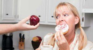 Φρούτο ή Donuts