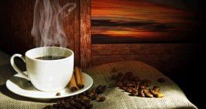 Καφές και κόκκους του καφέ