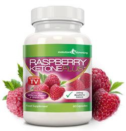 raspberry ketone plus μπουκάλι