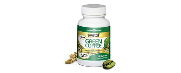 svetol green coffee μπουκάλι