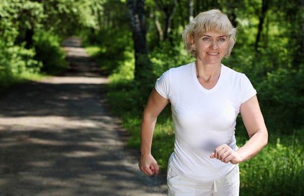 Άσκηση στο πάρκο