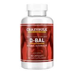 crazybulk d-bal dianabol μπουκάλι