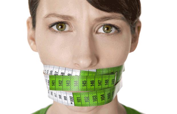Γυναίκα σε δίαιτα
