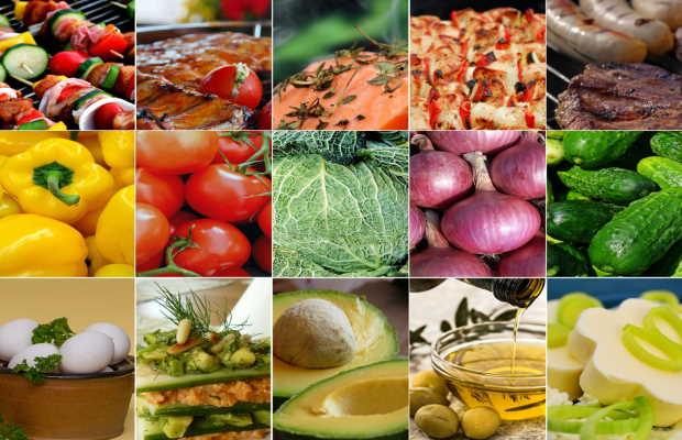 Τροφές στην κετογονική δίαιτα