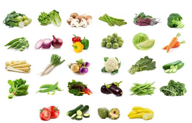 Κετογονική δίαιτα και μη αμυλούχα λαχανικά