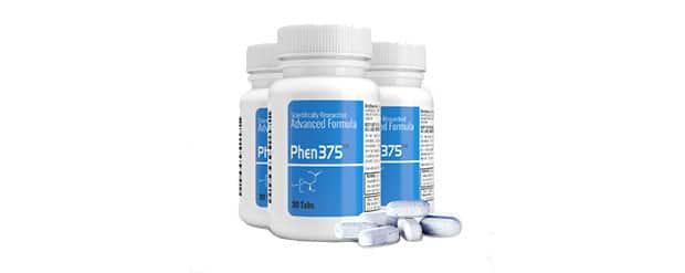 Phen375 χάπια αδυνατίσματος