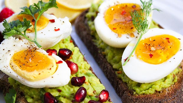 Πρωινό με αυγά
