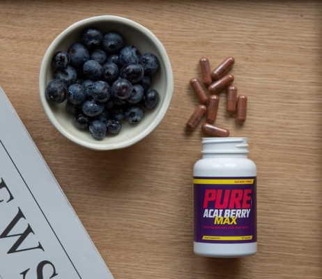 Pure Acai Berry Max Χάπια