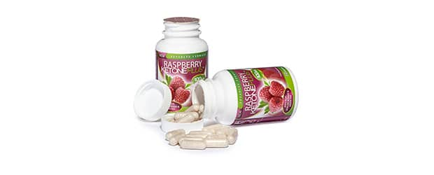 raspberry ketone plus 2 μπουκάλια