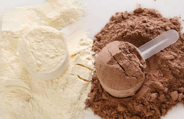 Σκόνη πρωτεΐνης