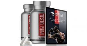 TestoPrime - Συμπλήρωμα Τεστοστερόνης
